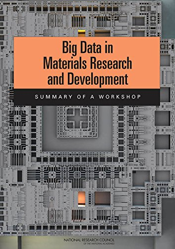 9780309303798: Big Data in Materials Research and Development: Summary of a Workshop