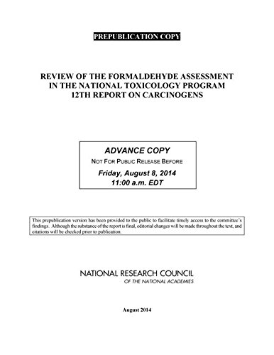 9780309312271: Review of the Formaldehyde Assessment in the National Toxicology Program 12th Report on Carcinogens