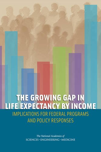 Growing Gap in Life Expectancy by Income: Committee On The