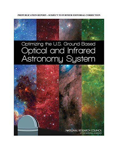 9780309371865: Optimizing the U.S. Ground-Based Optical and Infrared Astronomy System (Space Exploration and Weather)