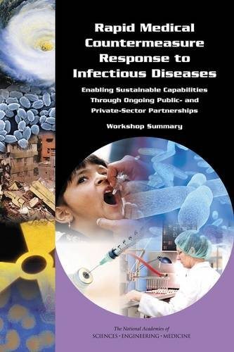 9780309378611: Rapid Medical Countermeasure Response to Infectious Diseases: Enabling Sustainable Capabilities Through Ongoing Public- and Private-Sector Partnerships: Workshop Summary