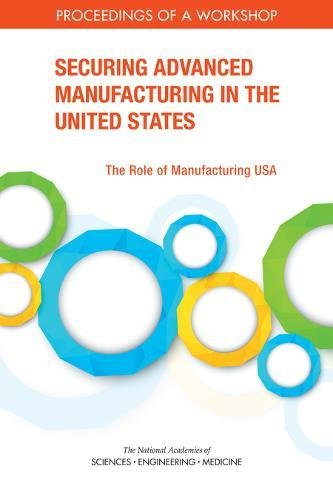Securing Advanced Manufacturing in the United States: The Role of Manufacturing USA: Proceedings of...