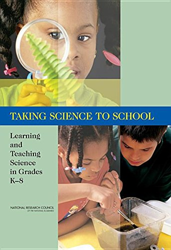 9780309660693: Taking Science to School: Learning and Teaching Science in Grades K-8