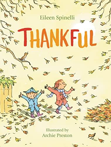 Thankful: Eileen Spinelli