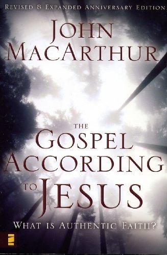 9780310080466: The Gospel According to Jesus