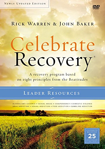 9780310082439: Celebrate Recovery Updated Leader Resources DVD: How to Start a Christ-Centered Ministry in Your Church