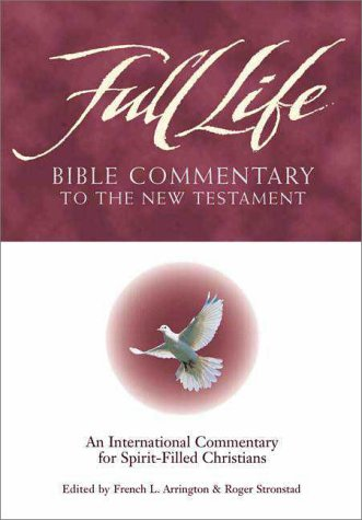 9780310201182: Full Life Bible Commentary to the New Testament