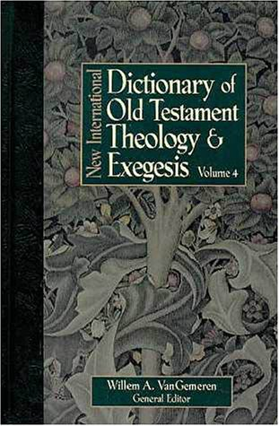 9780310202196: New International Dictionary of Old Testament Theology and Exegesis