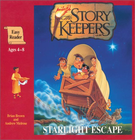 9780310203391: Starlight Escape (Storykeepers Easy Reader)