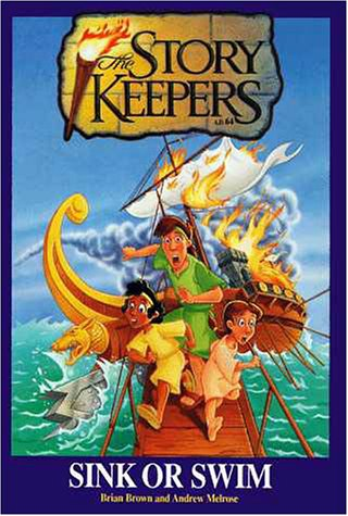 9780310203414: Sink or Swim (Storykeepers Juvenile)