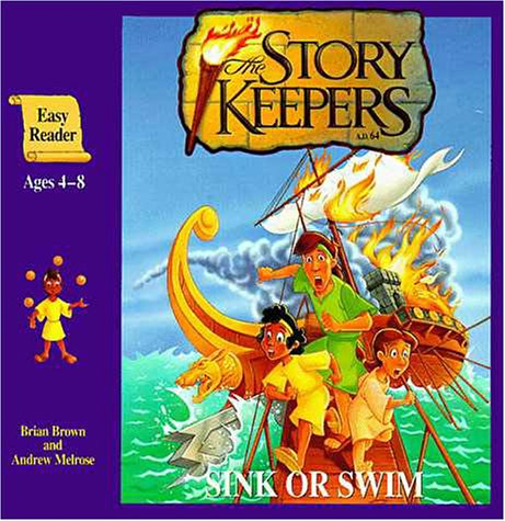 9780310203438: Sink or Swim (The Storykeepers Easy Reader Series, Book 5)