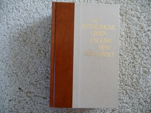 The Interlinear Greek-English New Testament: Alfred Marshall