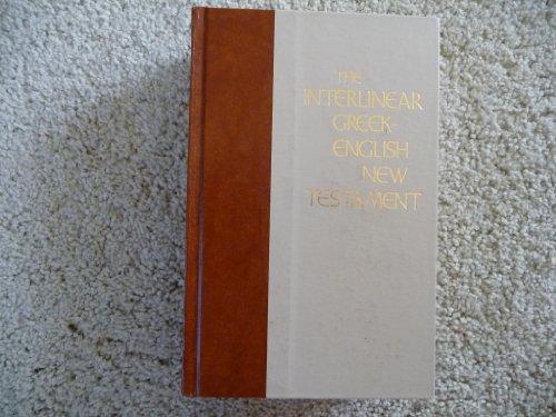 9780310203803: The Interlinear Greek-English New Testament