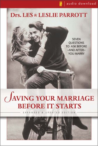 9780310204510: Saving Your Marriage Before It Starts