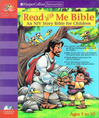 9780310204725: Read with Me Bible
