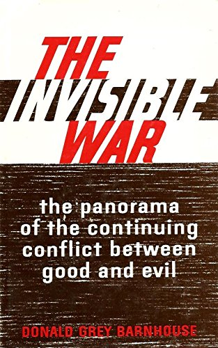 The Invisible War (9780310204800) by Barnhouse, Donald Grey