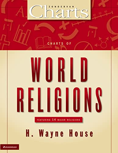 9780310204954: Charts of World Religions (Zondervan Charts)