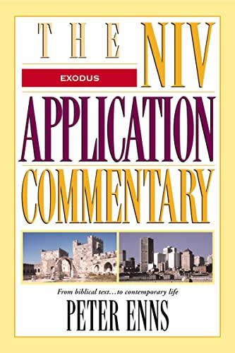 9780310206071: Exodus (The NIV Application Commentary)