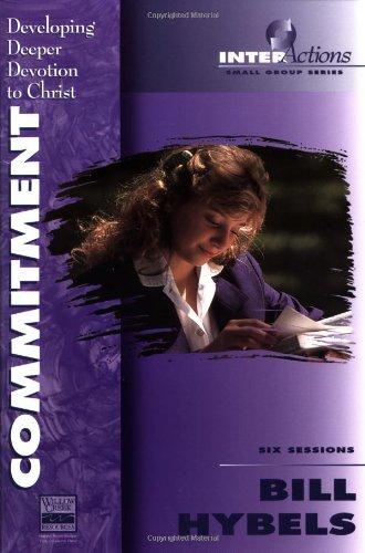 9780310206835: Commitment
