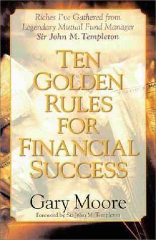 9780310206934: Ten Golden Rules for Financial Success