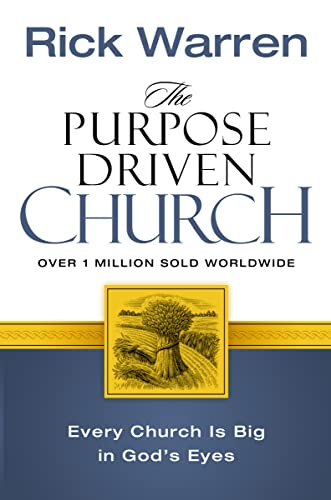 9780310208136: The Purpose Driven Church