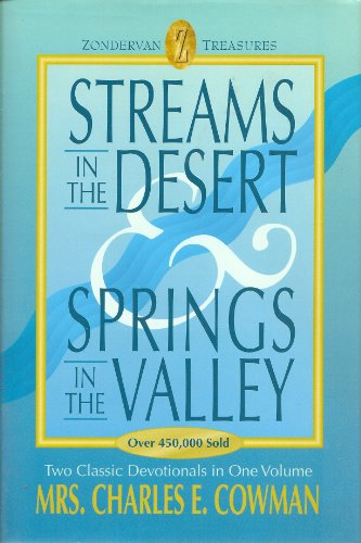 9780310210382: Streams in the Desert & Springs in the Valley