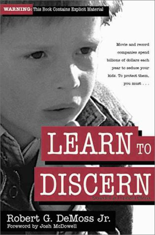 9780310211341: Learn To Discern