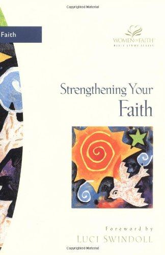 9780310213376: Strengthening Your Faith