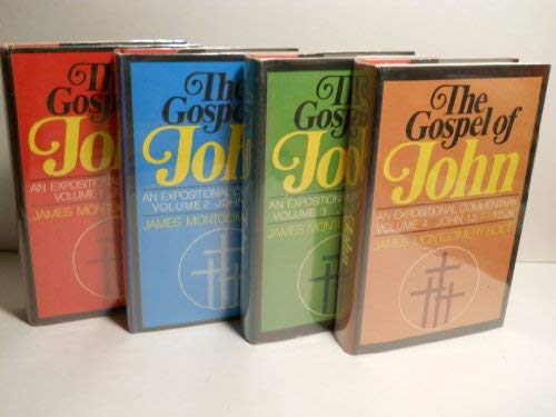 9780310214205: The Gospel of John: An Expositional Commentary
