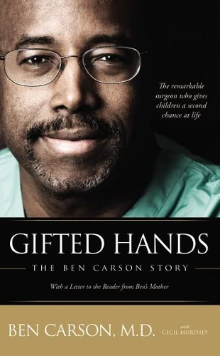 Gifted Hands: The Ben Carson Story (9780310214694) by Ben Carson; Cecil Murphey