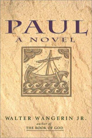 9780310218920: Paul:  A Novel