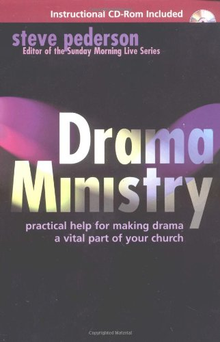 9780310219453: Drama Ministry