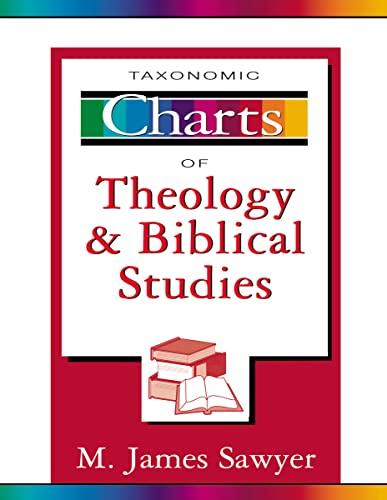 Taxonomic Charts of Theology and Biblical Studies: Sawyer, M. James