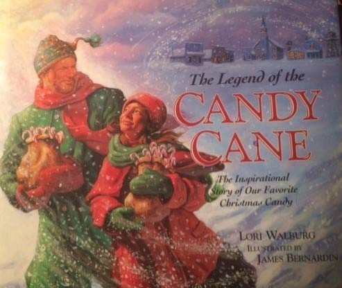 9780310220435: The Legend Of The Candy Cane