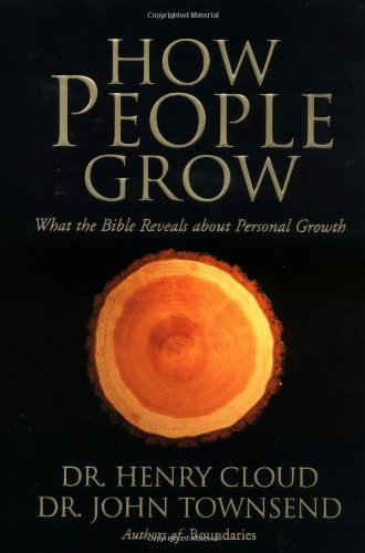 9780310221531: How People Grow: What the Bible Reveals about Personal Growth