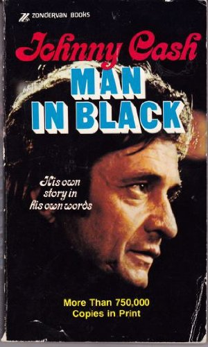 9780310223214: Man in Black : His Own Story in his Own Words