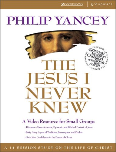9780310223580: Jesus I Never Knew : a Video Resource for Small Groups