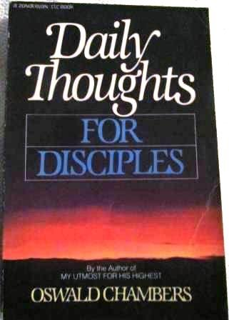 9780310224013: Daily Thoughts for Disciples