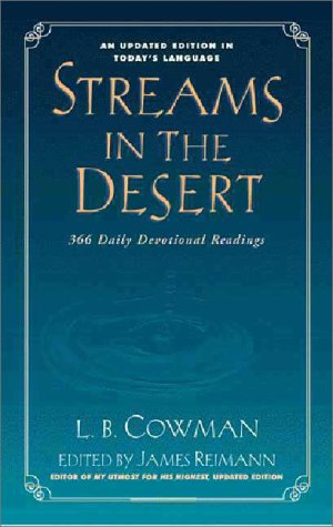 9780310224204: Streams in the Desert 1