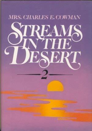 9780310224303: 002: Streams in the Desert