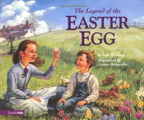 9780310224471: The Legend of the Easter Egg