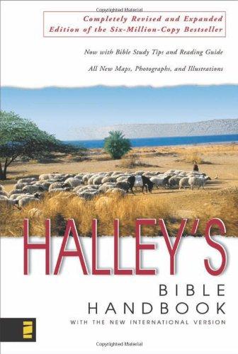 9780310224792: Halley's Bible Handbook with the New International Version