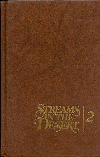 9780310225300: Streams in the Desert, Vol. 2