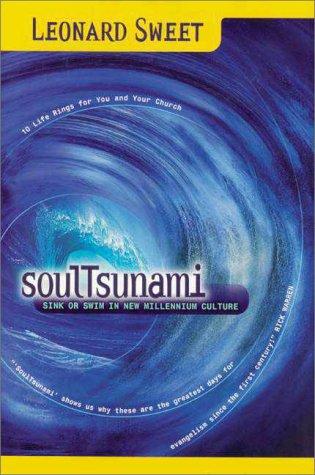 9780310227625: Soultsunami: Sink or Swim in New Millennium Culture