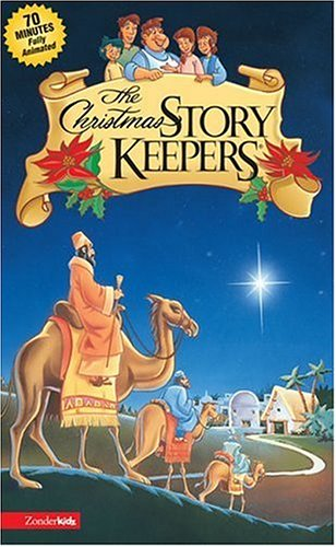 9780310227830: Christmas Storykeepers (R), The