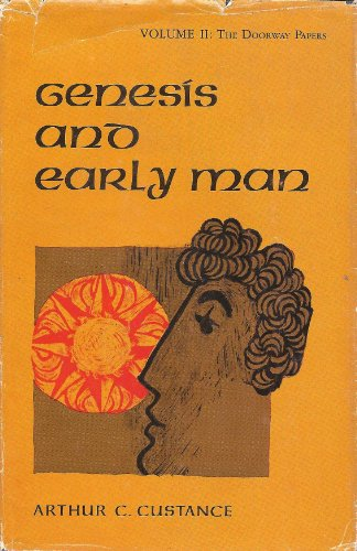9780310229605: Genesis and Early Man - Volume II: The Doorway Papers
