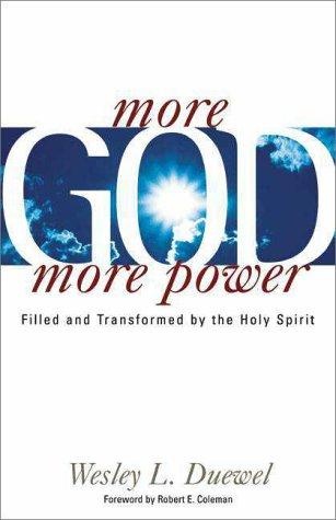 9780310230854: More God, More Power