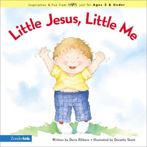 9780310232056: Little Jesus, Little Me (Mothers of Preschoolers (Mops))
