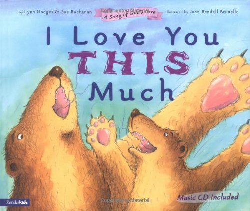 I Love You This Much: Hodges, Lynn; Buchanan, Sue