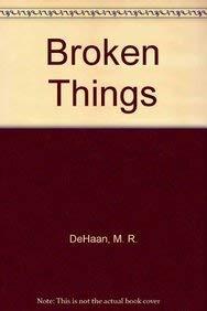 9780310232773: Broken Things: Why We Suffer